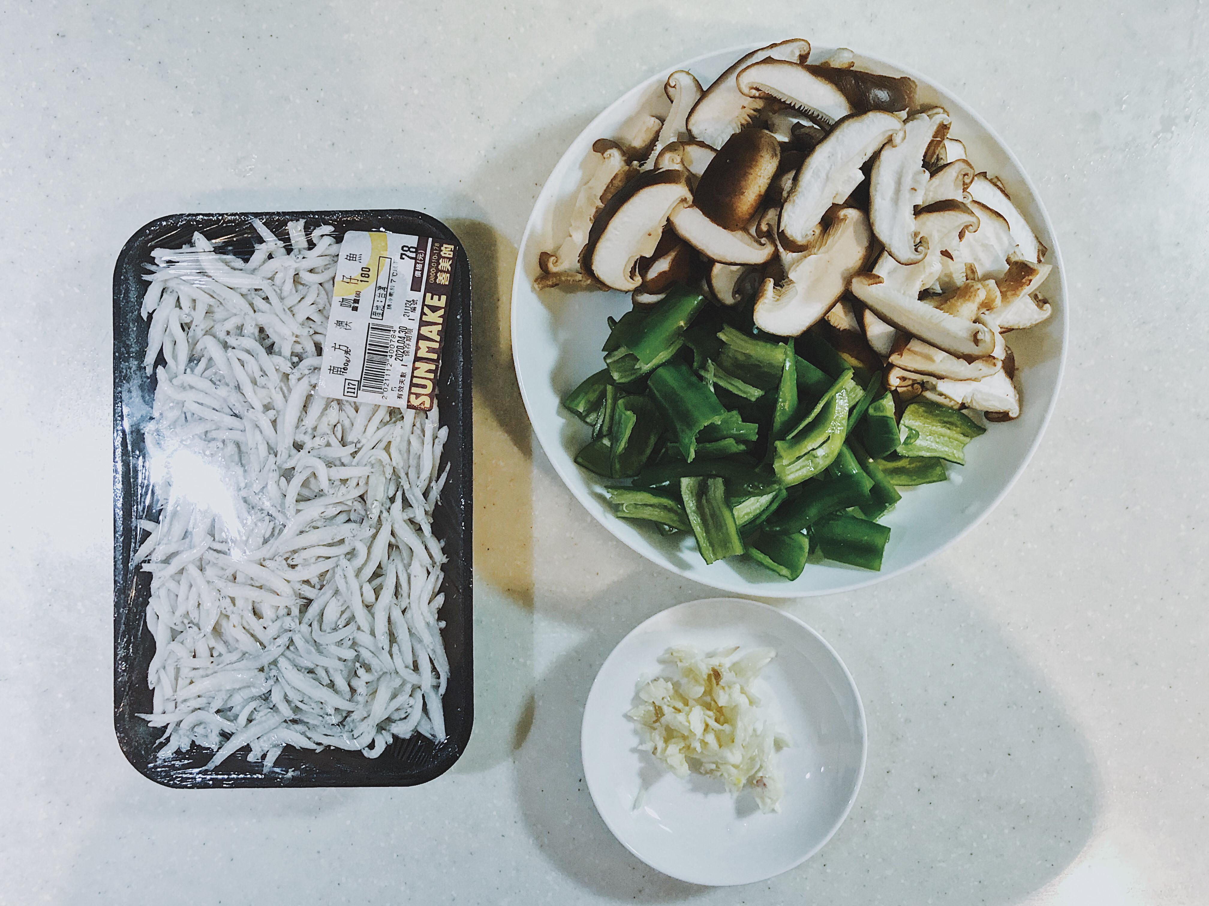 糯米椒小魚(全聯輕鬆上菜)