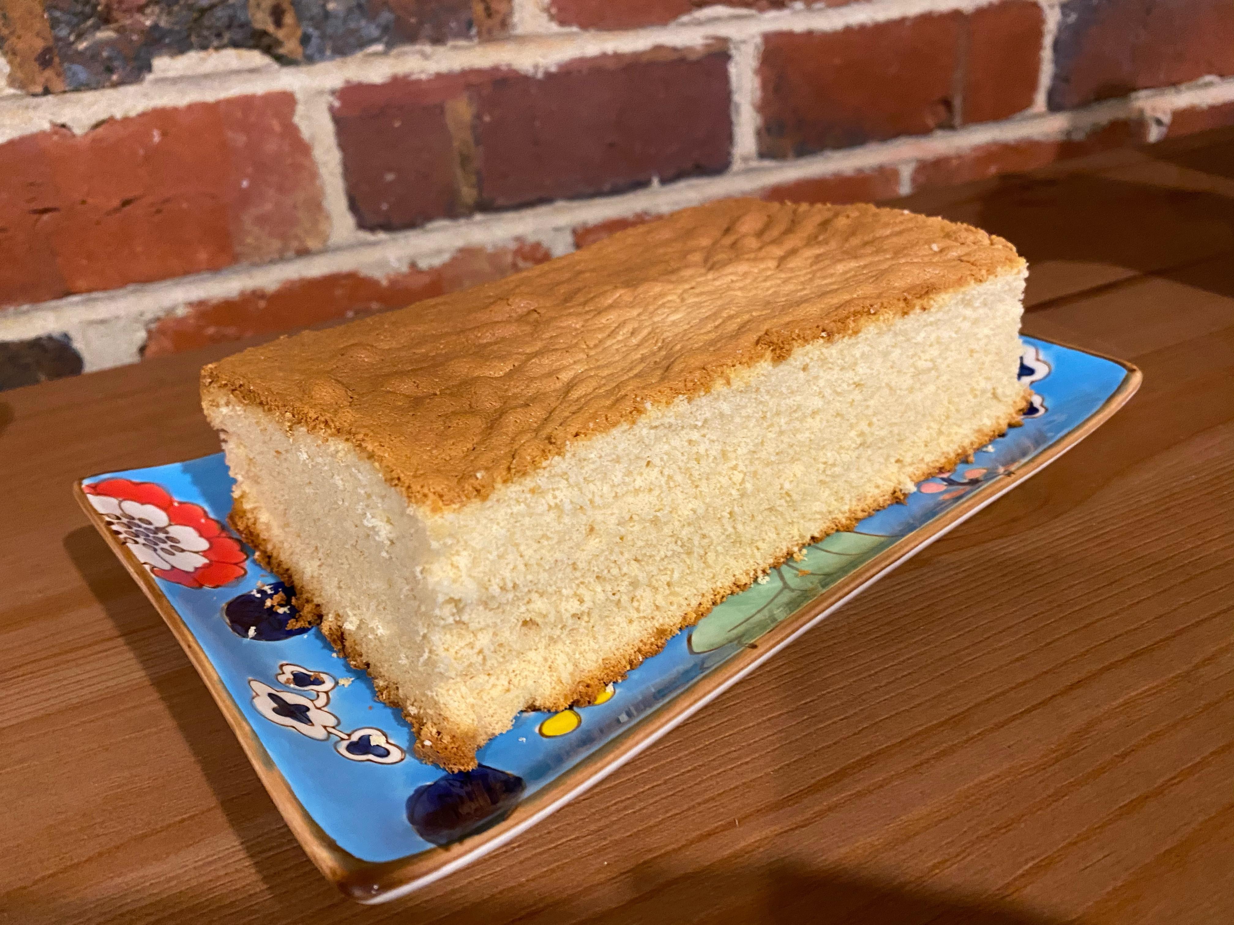 蜂蜜卡斯特拉蛋糕