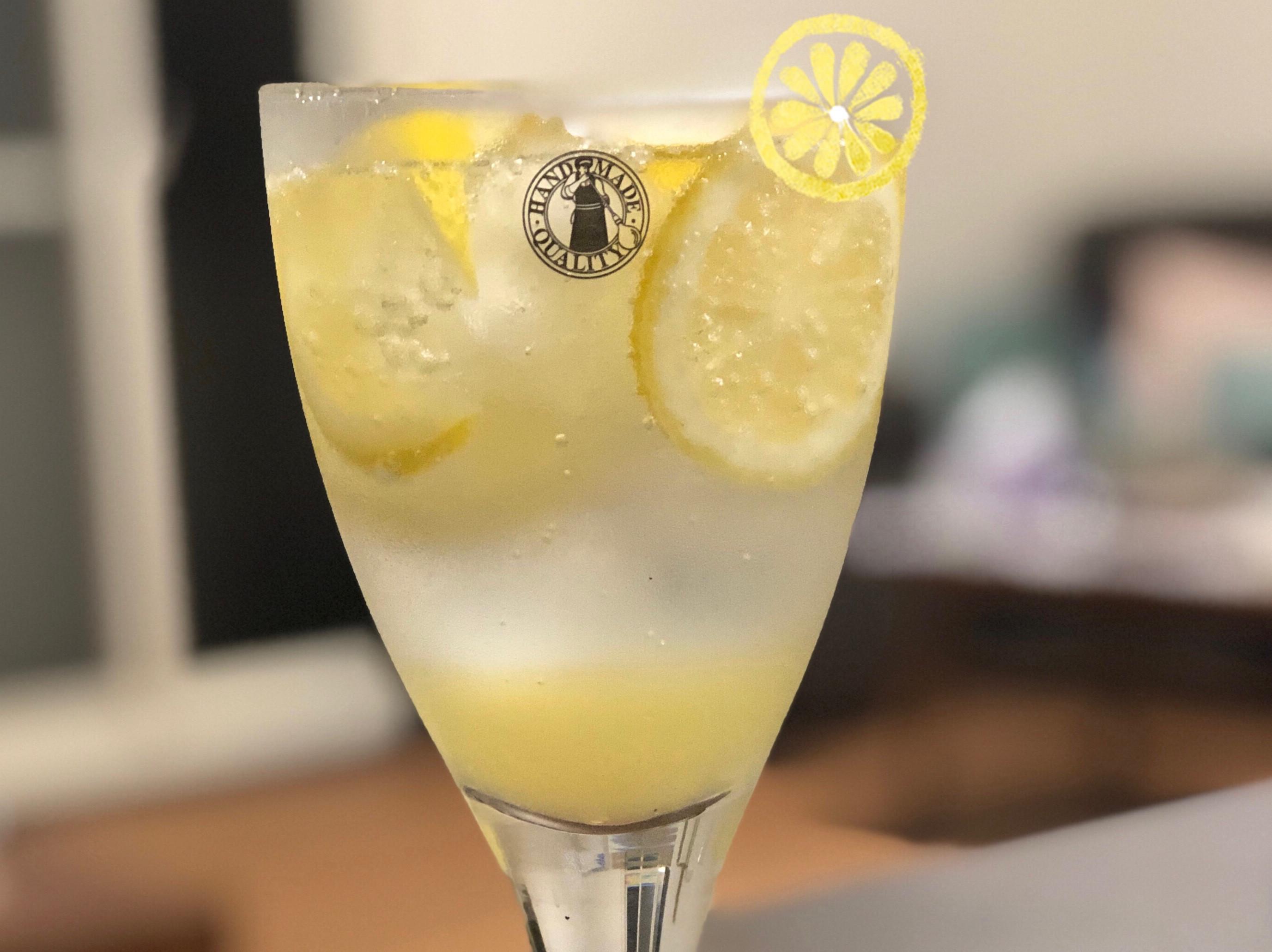 🍋檸檬糖漬氣泡水🍹夏日冰飲🧊