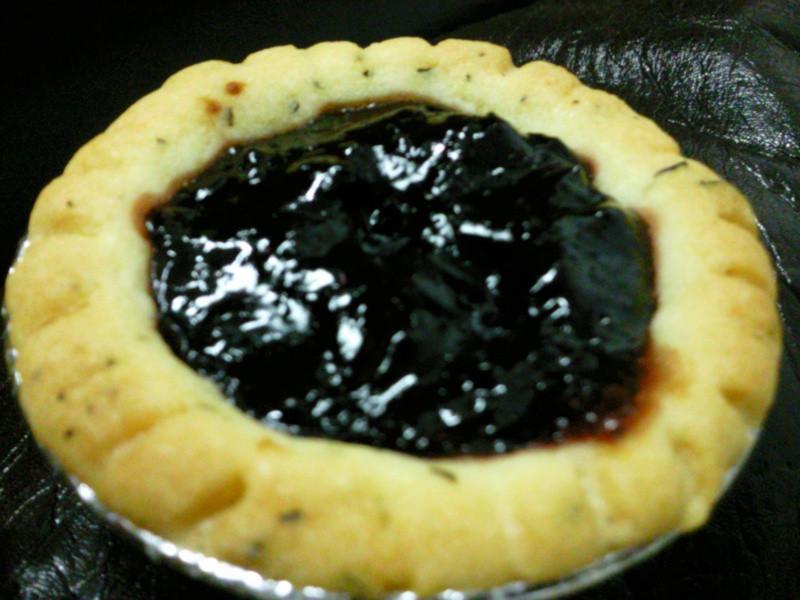 伯爵紅茶藍莓燒
