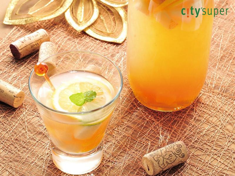 【金采食光聖誕Party!】白金桑格麗亞水蜜桃酒
