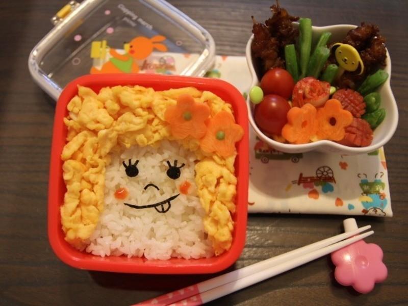 Kitty喵-girl飯盒