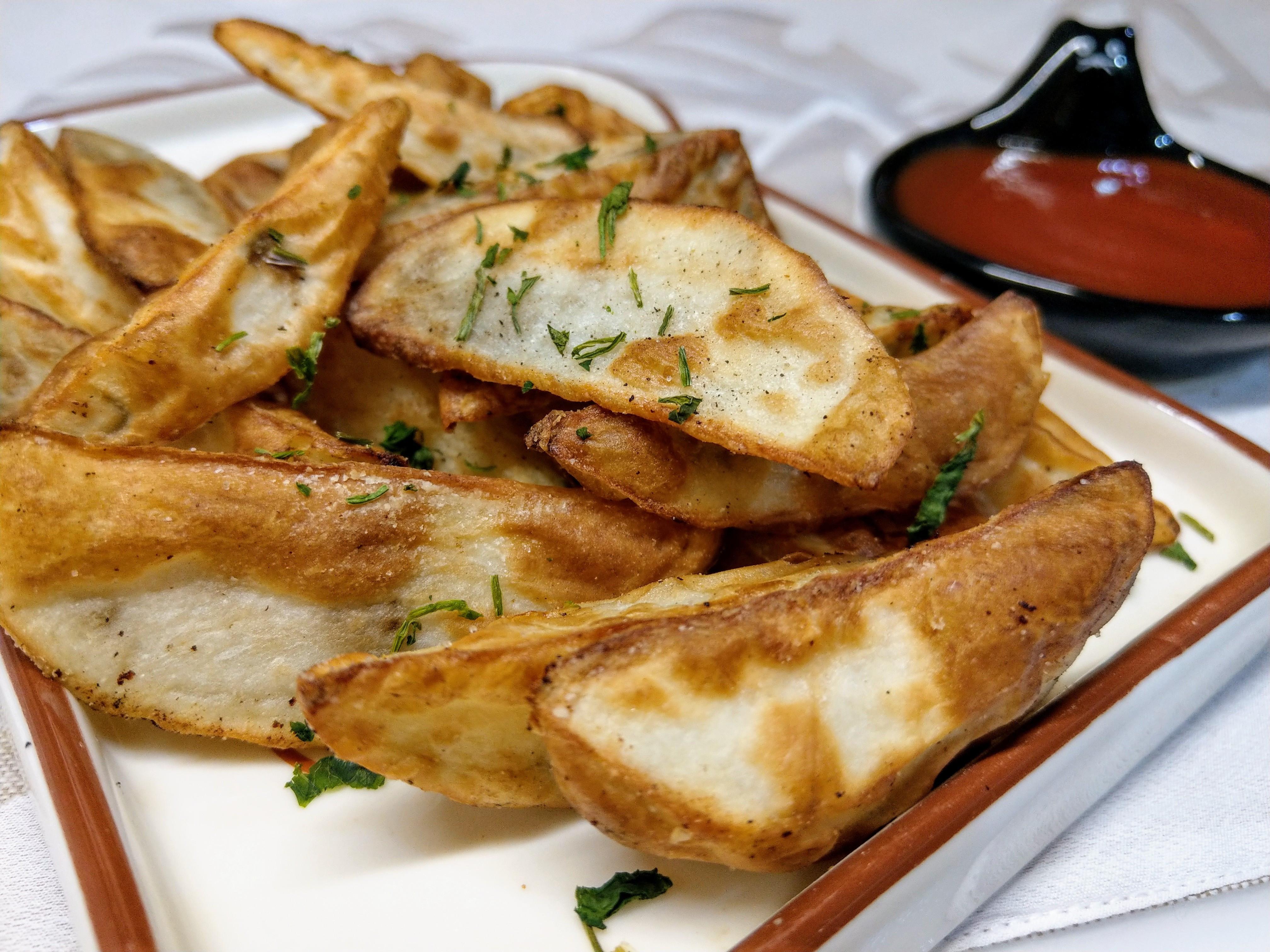 黃金薯條(氣炸鍋)