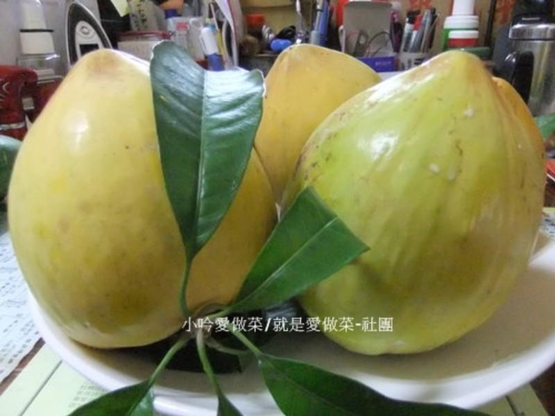 小吟愛做菜~『仙桃』好吃的秘密大公開-冬季的好水果