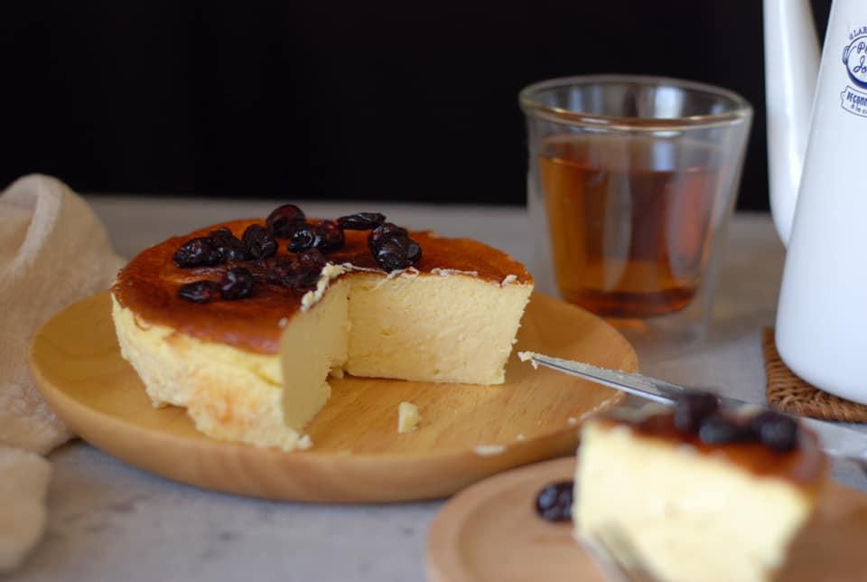 巴斯特乳酪蛋糕6吋