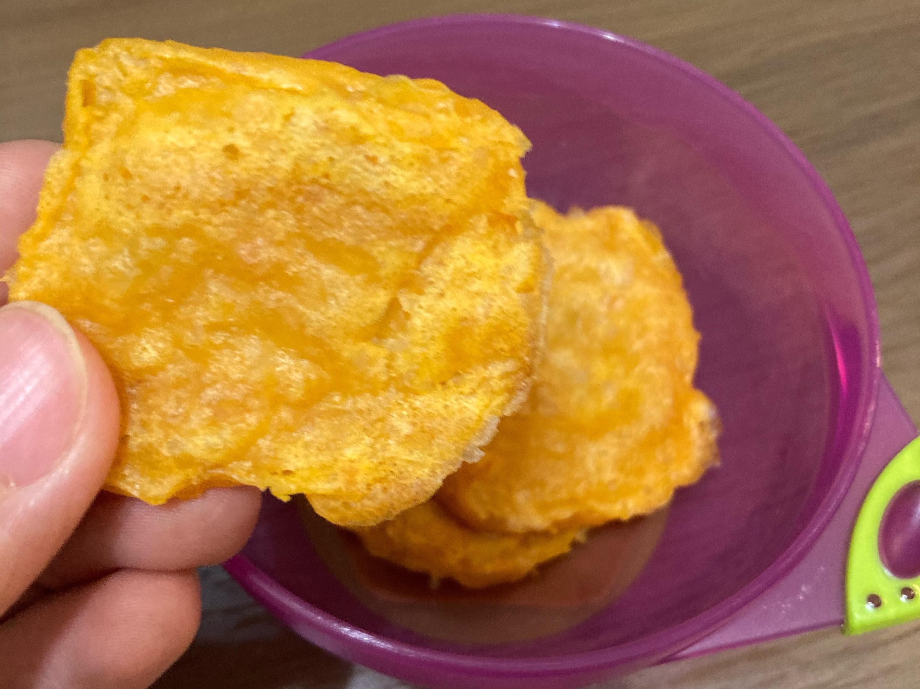 地瓜米餅(蕃薯米餅)寶寶副食品