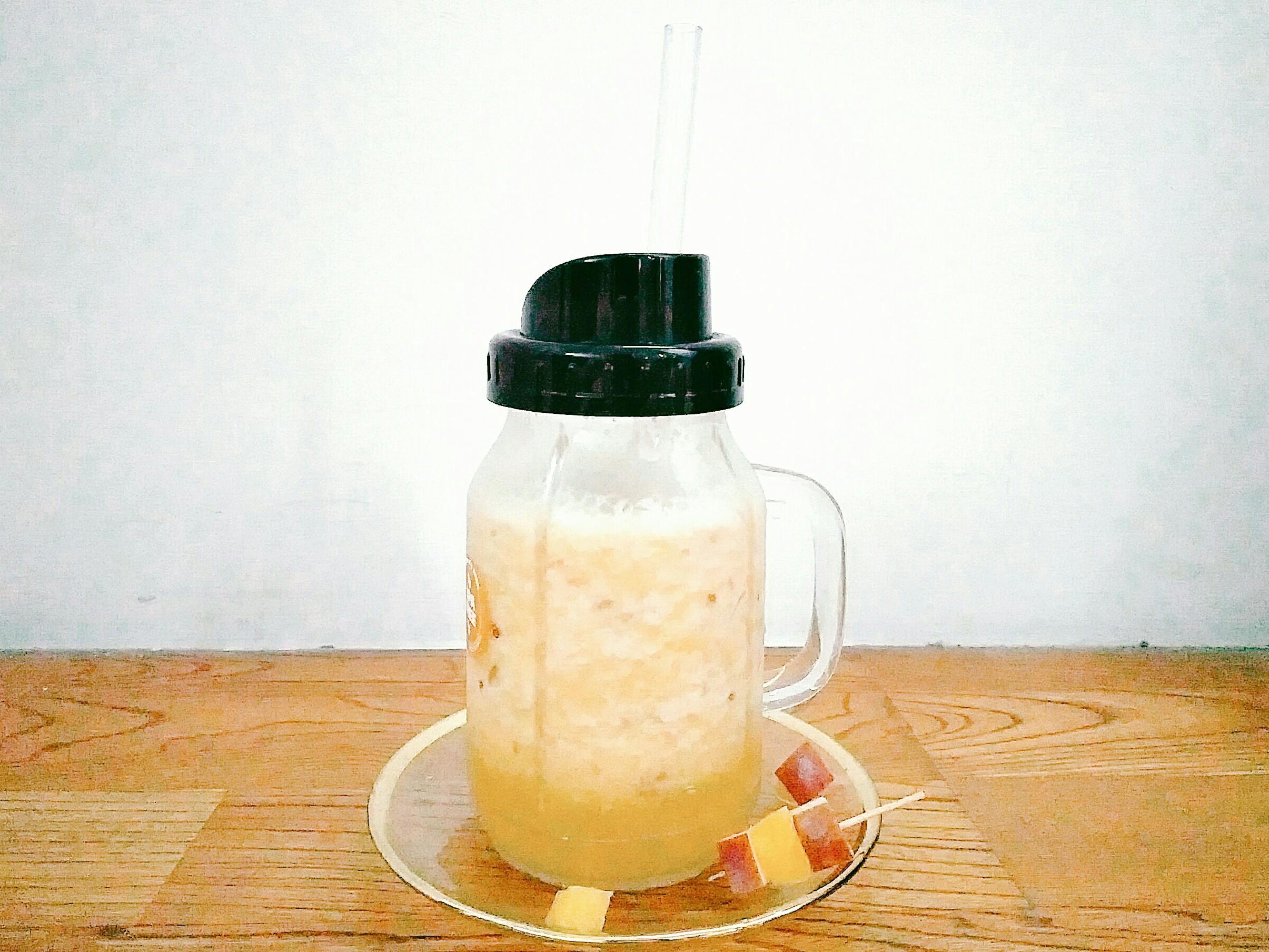 鳳梨蘋果汁