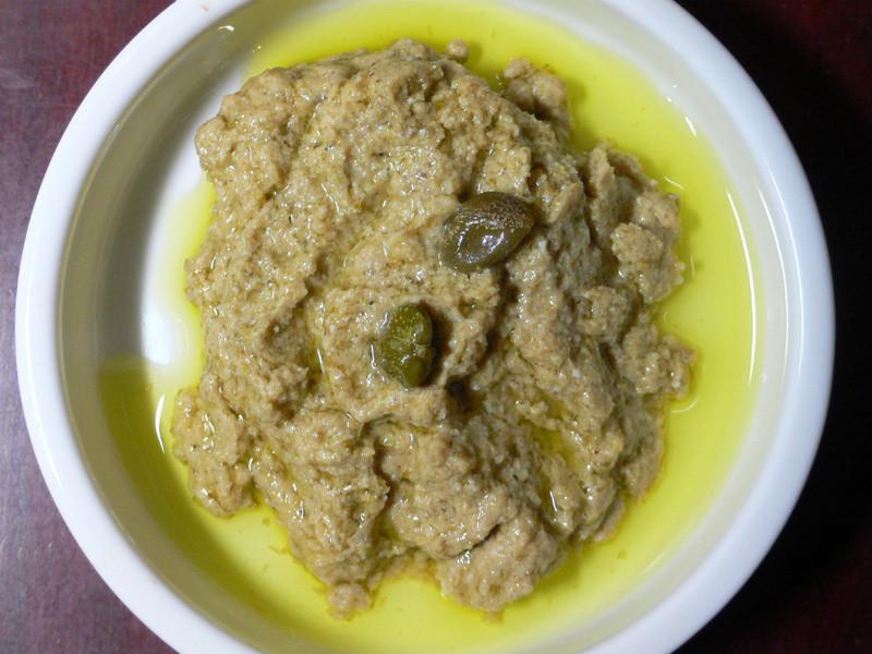義式鮪魚醬