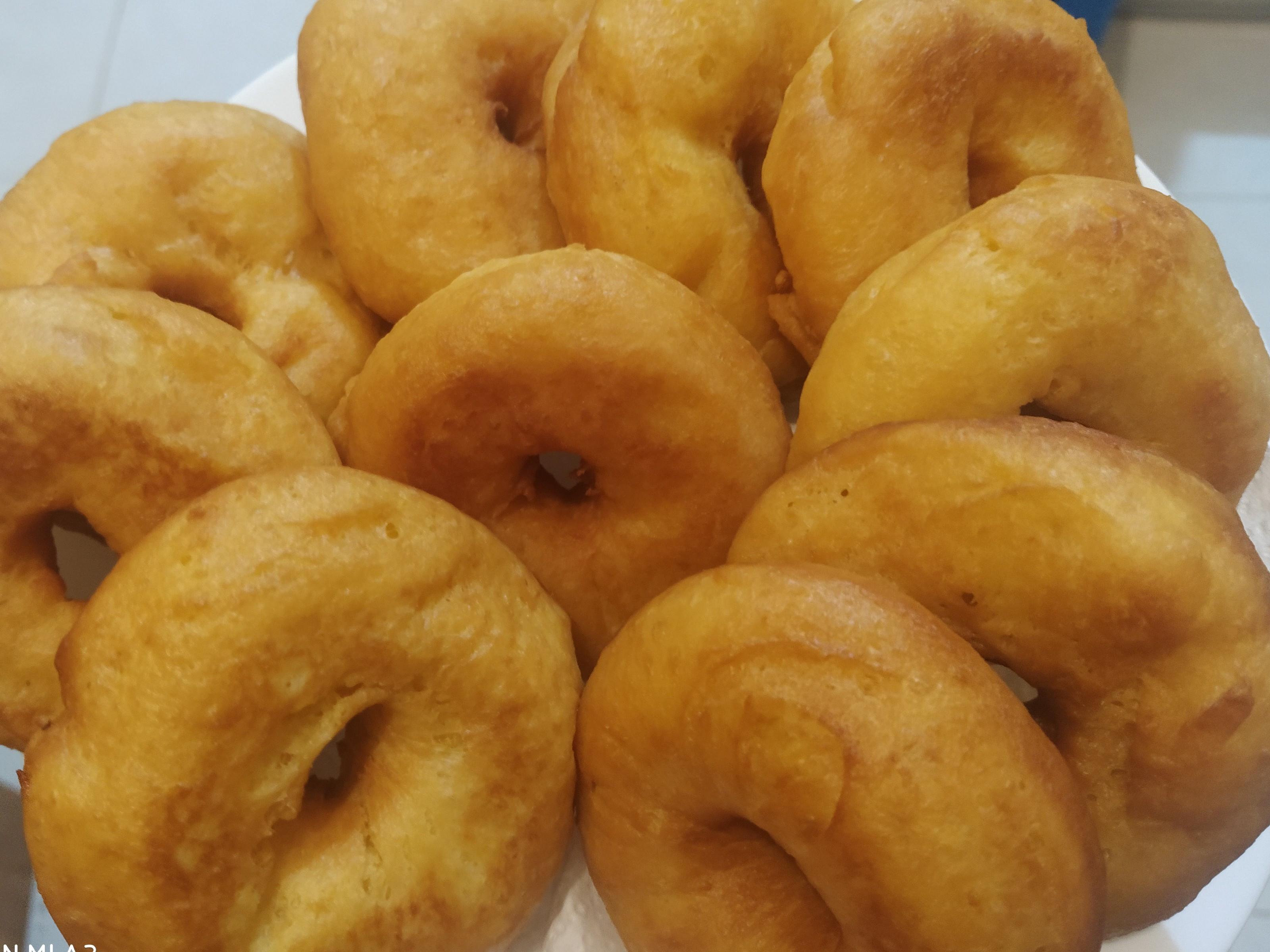 地瓜甜甜圈
