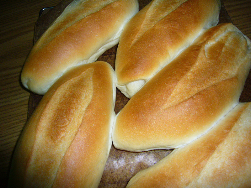 鮮奶乳酪麵包--10個