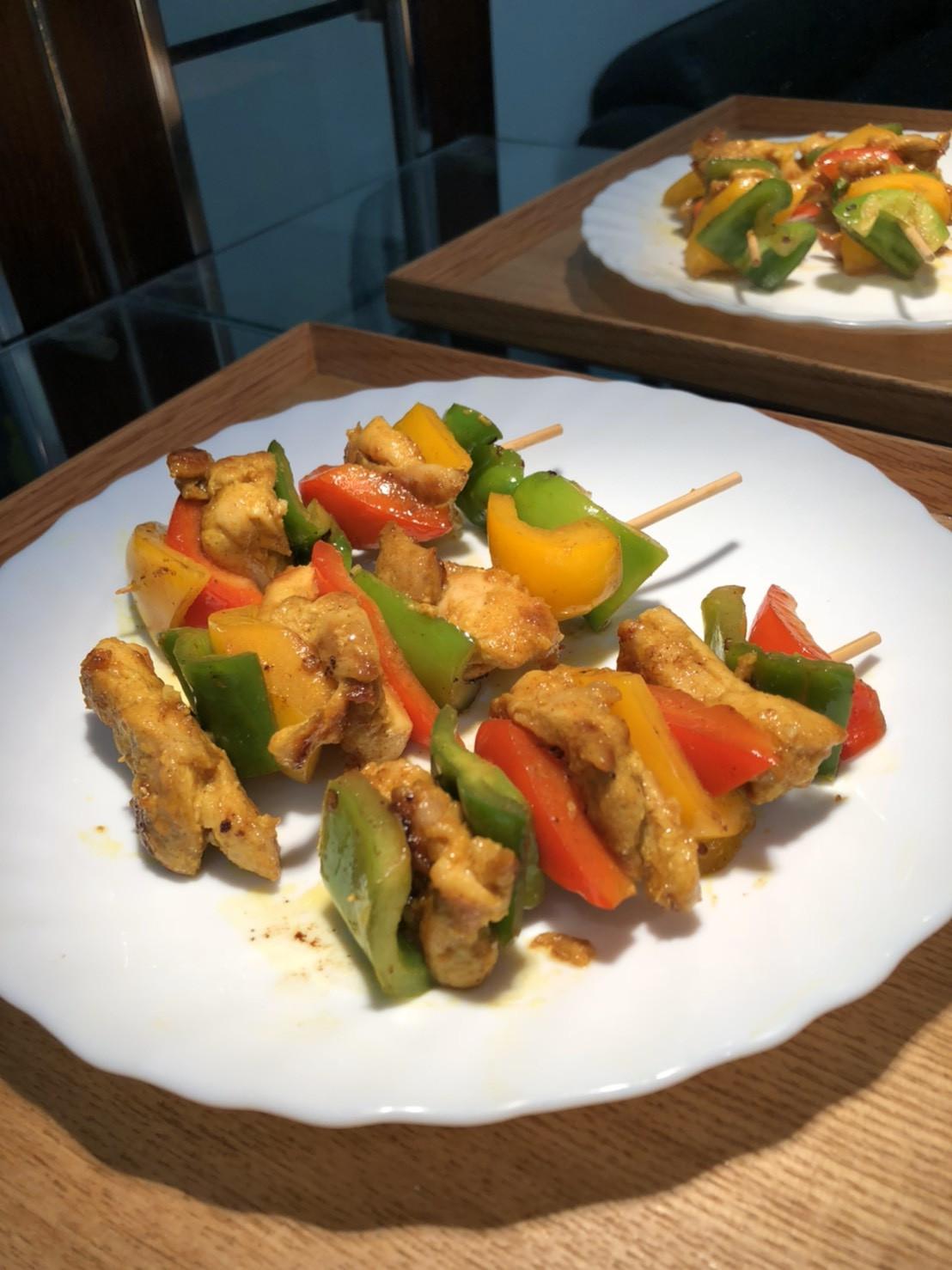 南洋沙嗲雞肉串