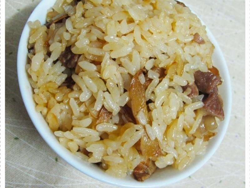 【大賀米好料理】麻油雞飯