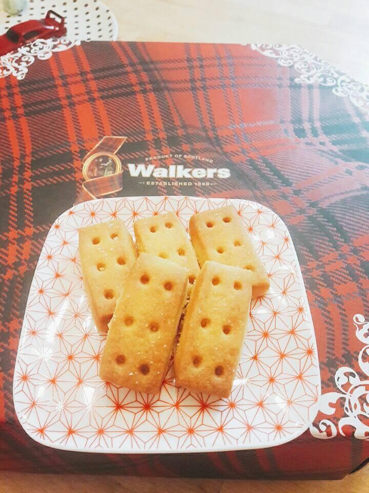 蘇格蘭奶油酥餅-Walkers原食譜