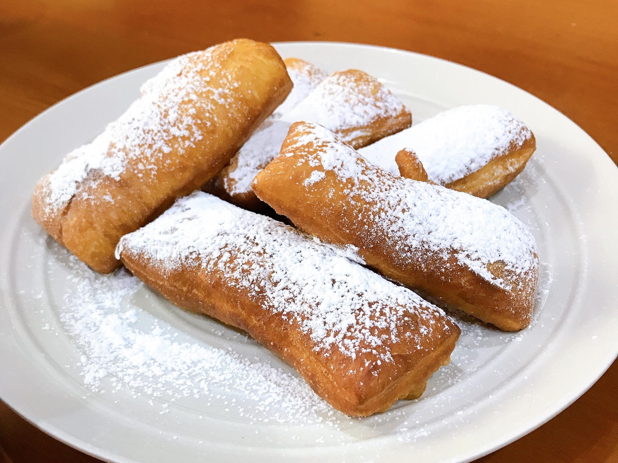 法式甜甜圈/咪朵哩的煮食週記