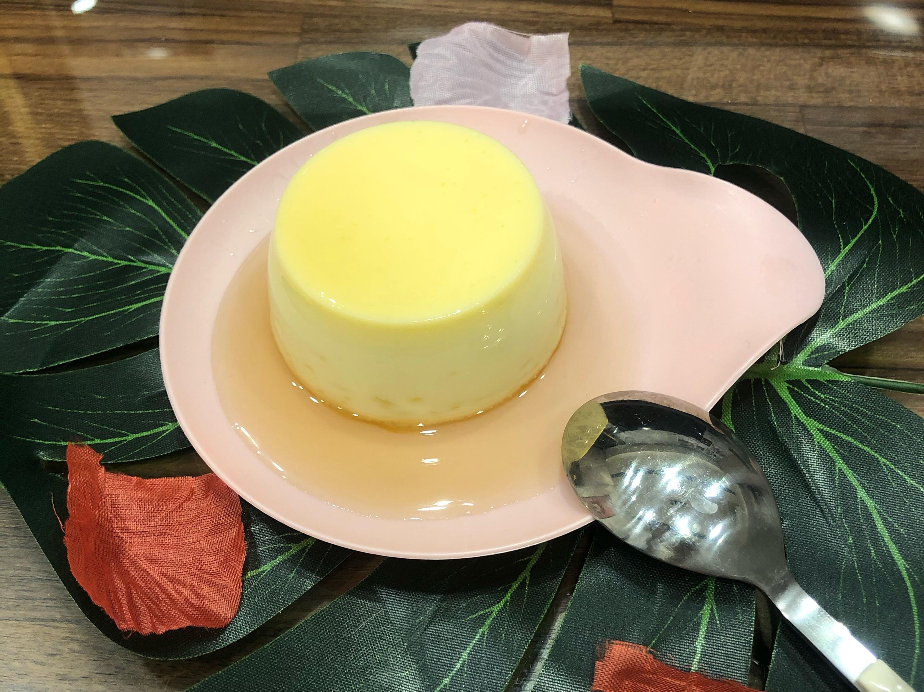 鮮奶雞蛋布丁🍮【烤箱料理】