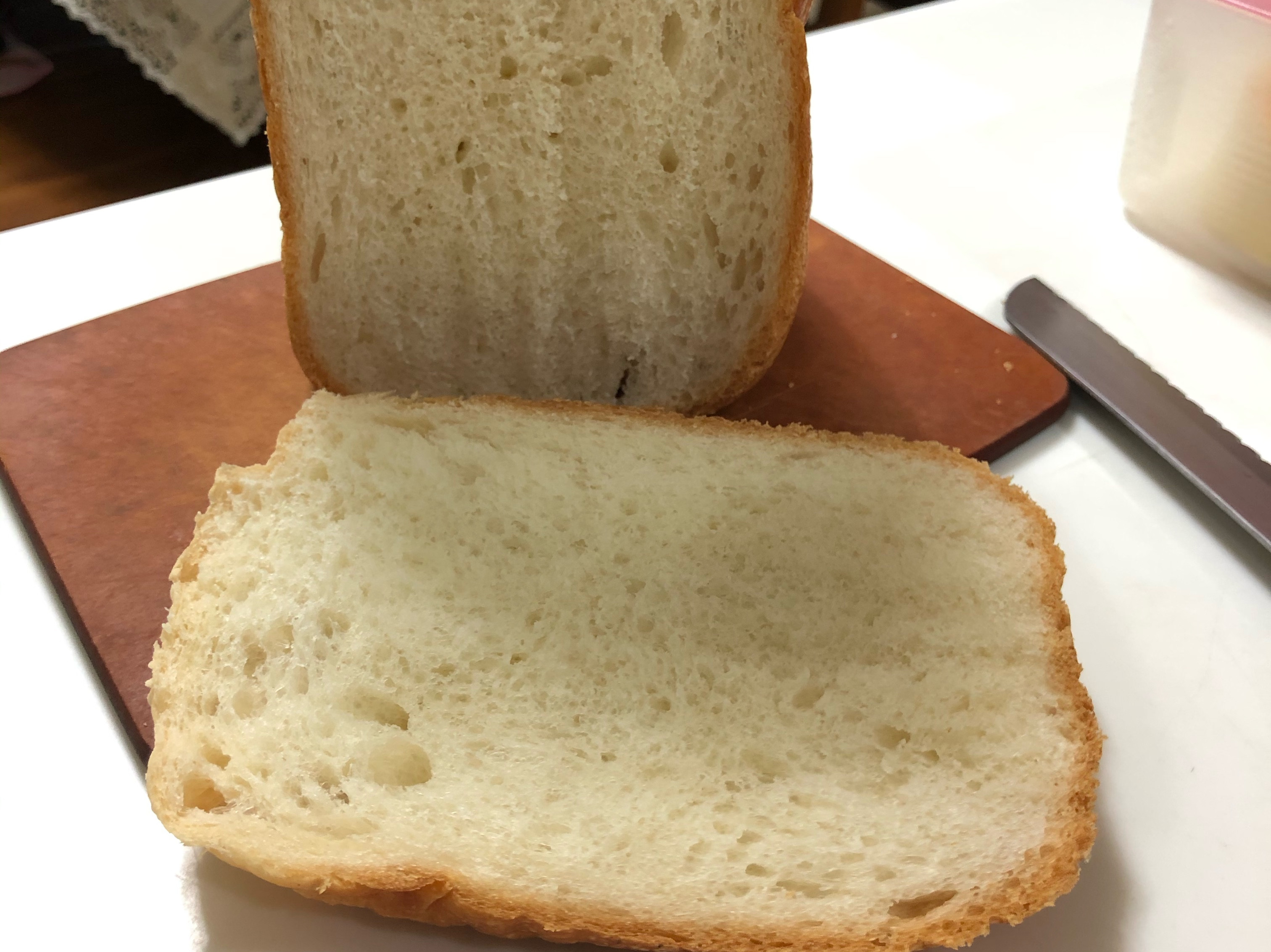 鮮奶油吐司(麵包機)