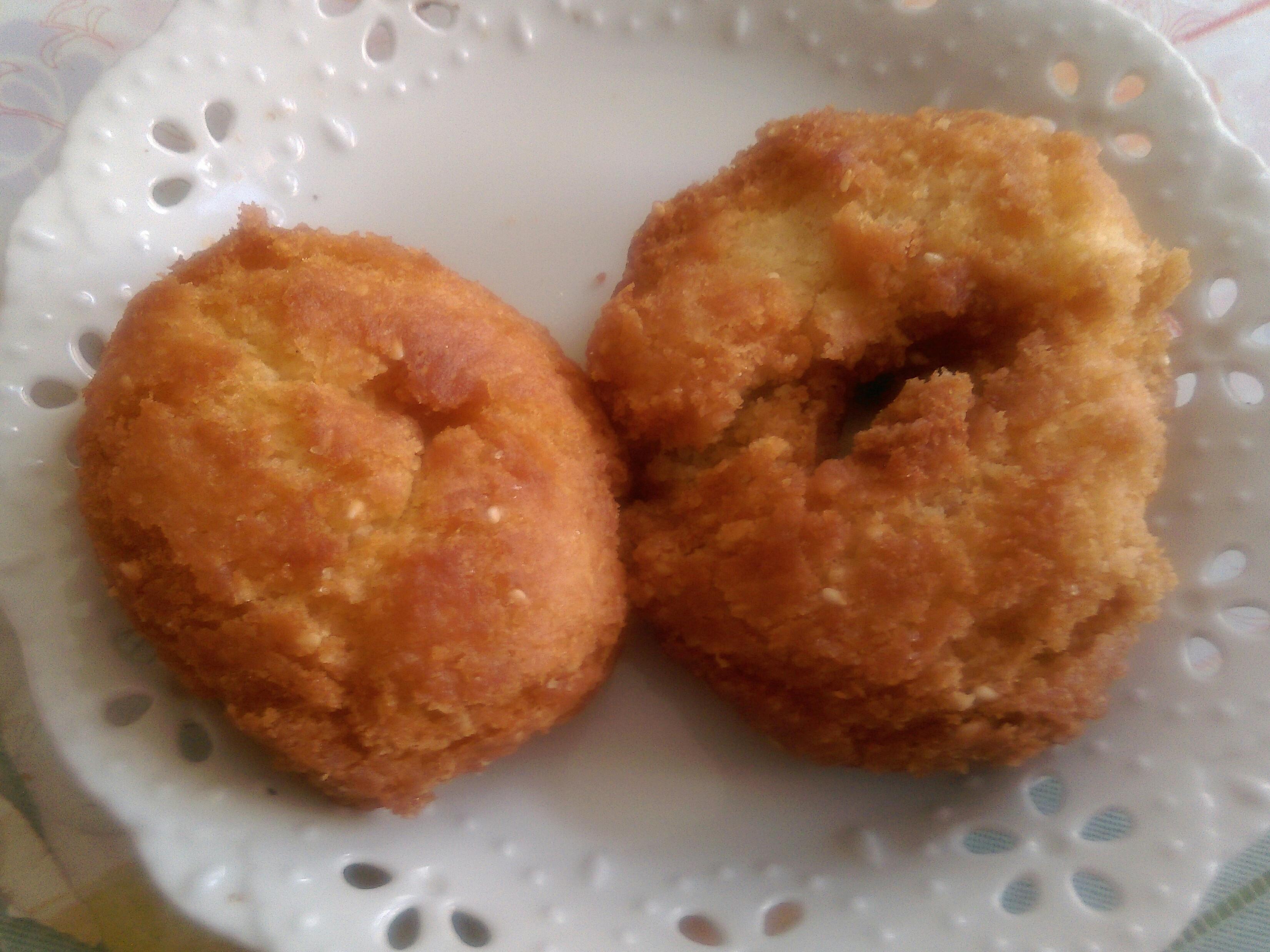 炸甜甜圈(日式)