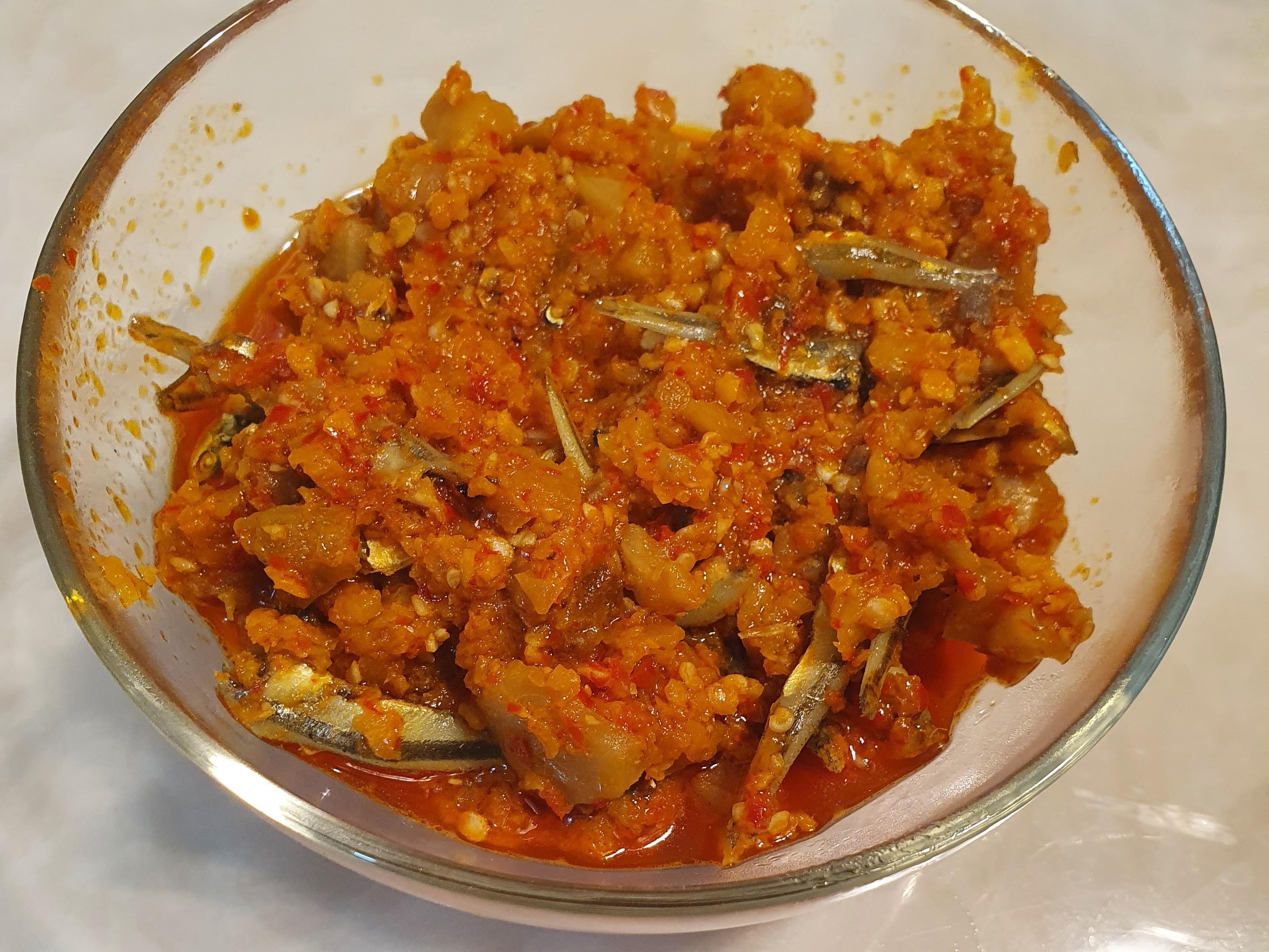 我有【撇步】可以做出超好吃的小魚乾辣椒醬