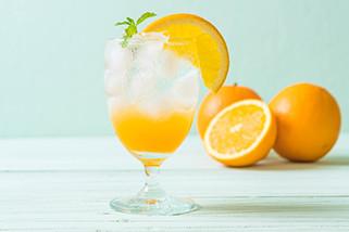 銀耳白木耳柳橙汽水