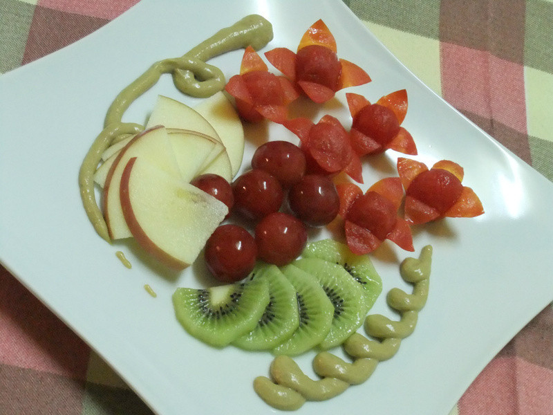 『穀盛綠咖哩』水果椰奶咖哩