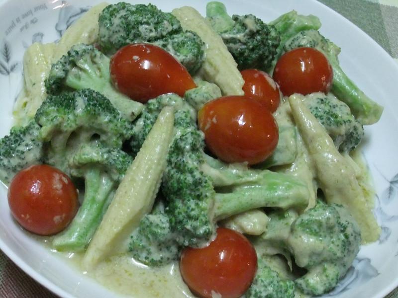 『穀盛綠咖哩』咖哩時蔬果
