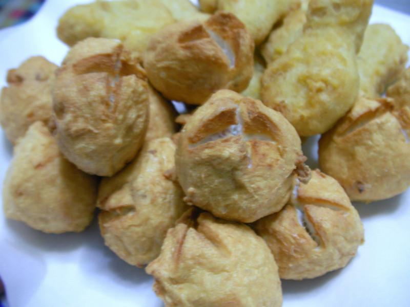 【黃金玄米油Home炸料理】炸物拼盤 花枝丸+雞塊