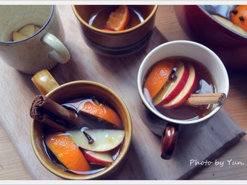 熱香料蘋果酒-Mulled spiced cider