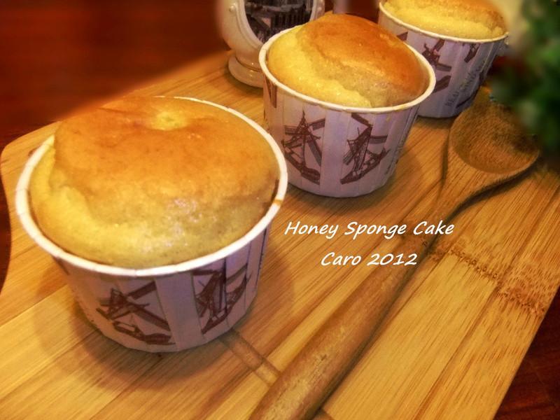 海綿杯子蛋糕