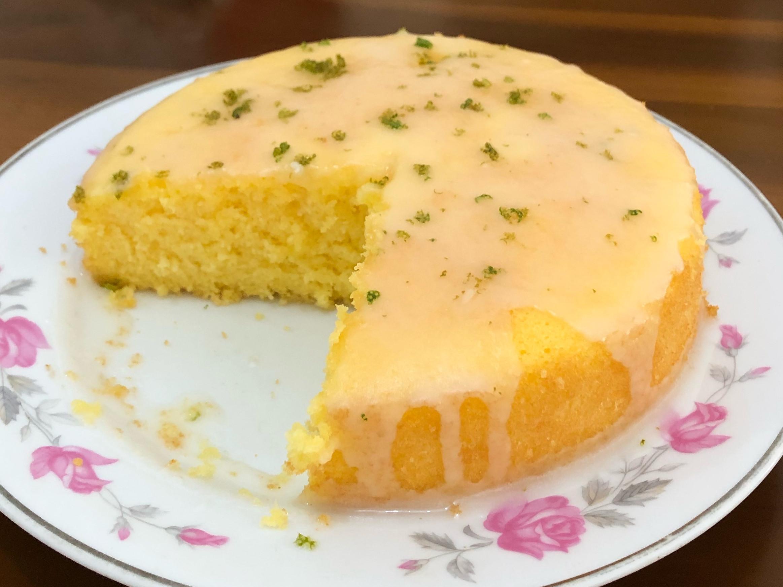 老奶奶檸檬蛋糕 (6吋蛋糕模/全蛋打發)
