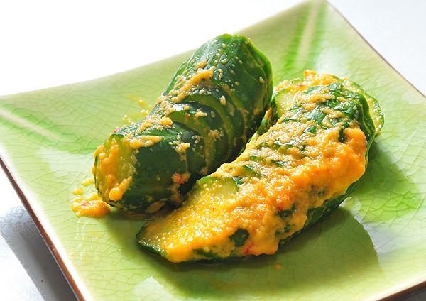 風味迷人的小黃瓜黃金泡菜