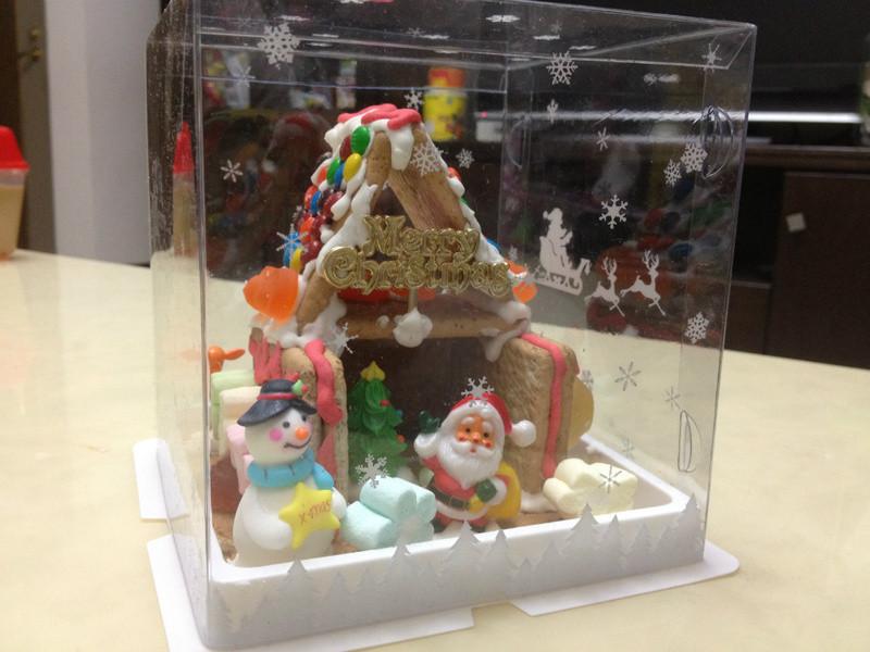 聖誕薑餅屋<簡易口糧版>