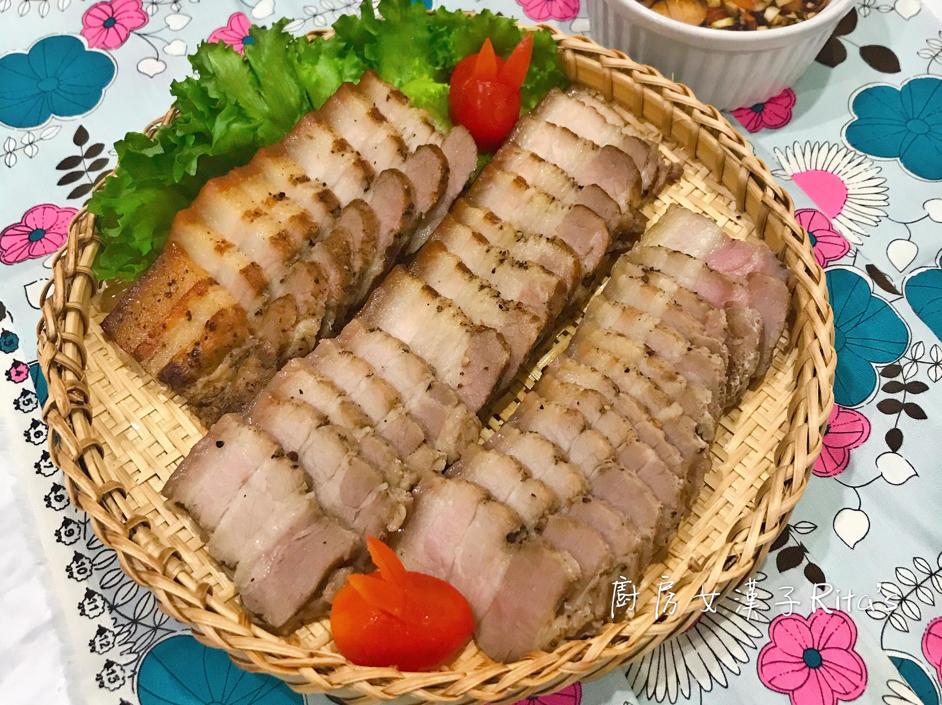 煙燻鹹豬肉
