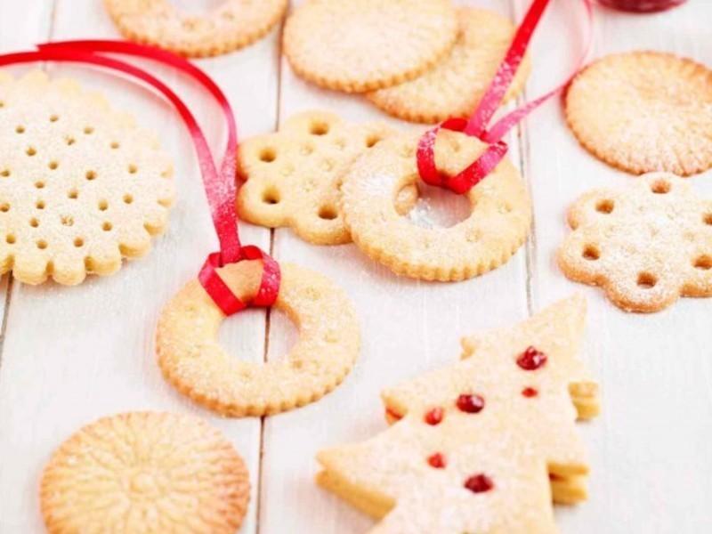 Christmas shortbreads recipe