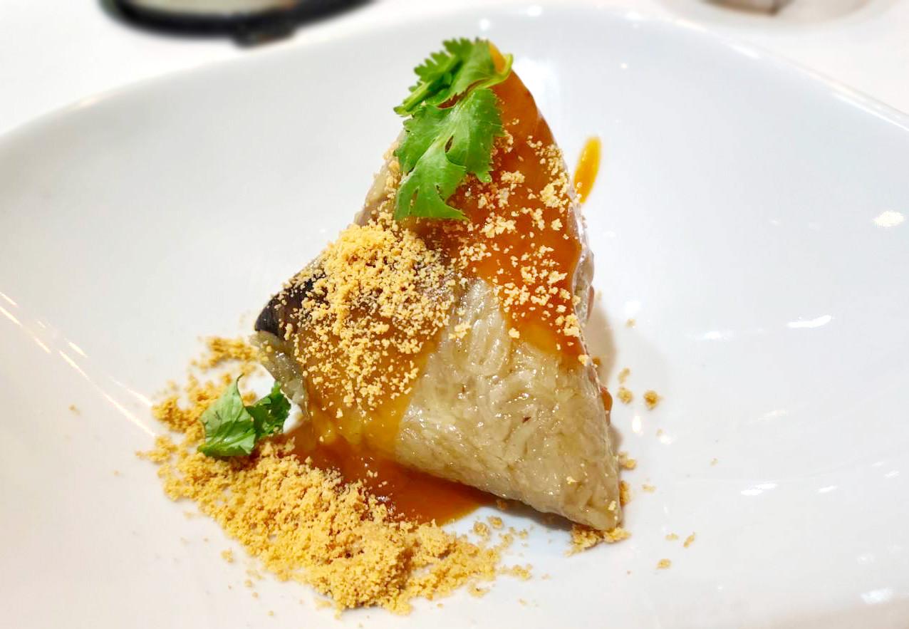 包製「南部水煮粽」的節能妙招
