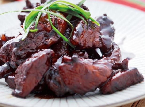 泰式燒汁豬肉 Moo Waan