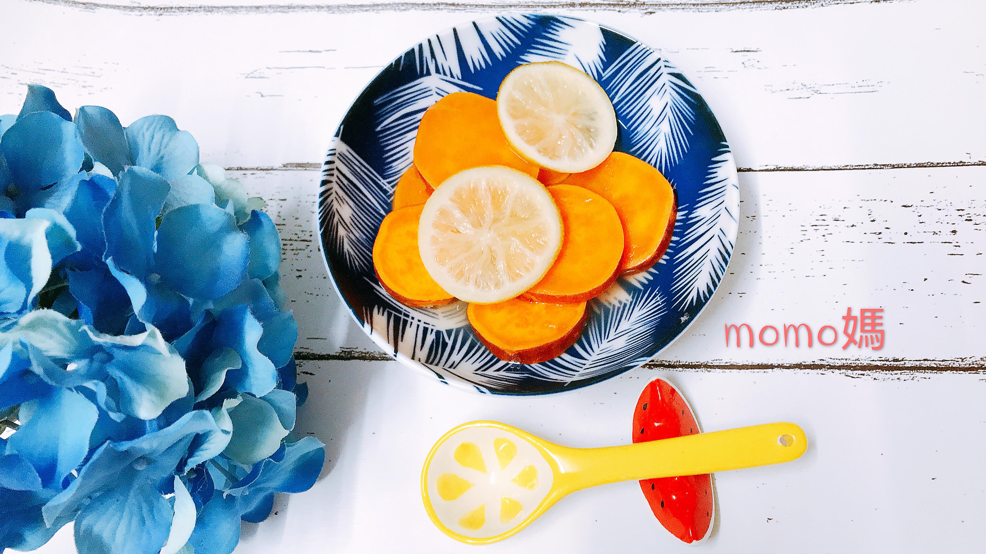 日式風-夏日清爽蜂蜜檸檬地瓜