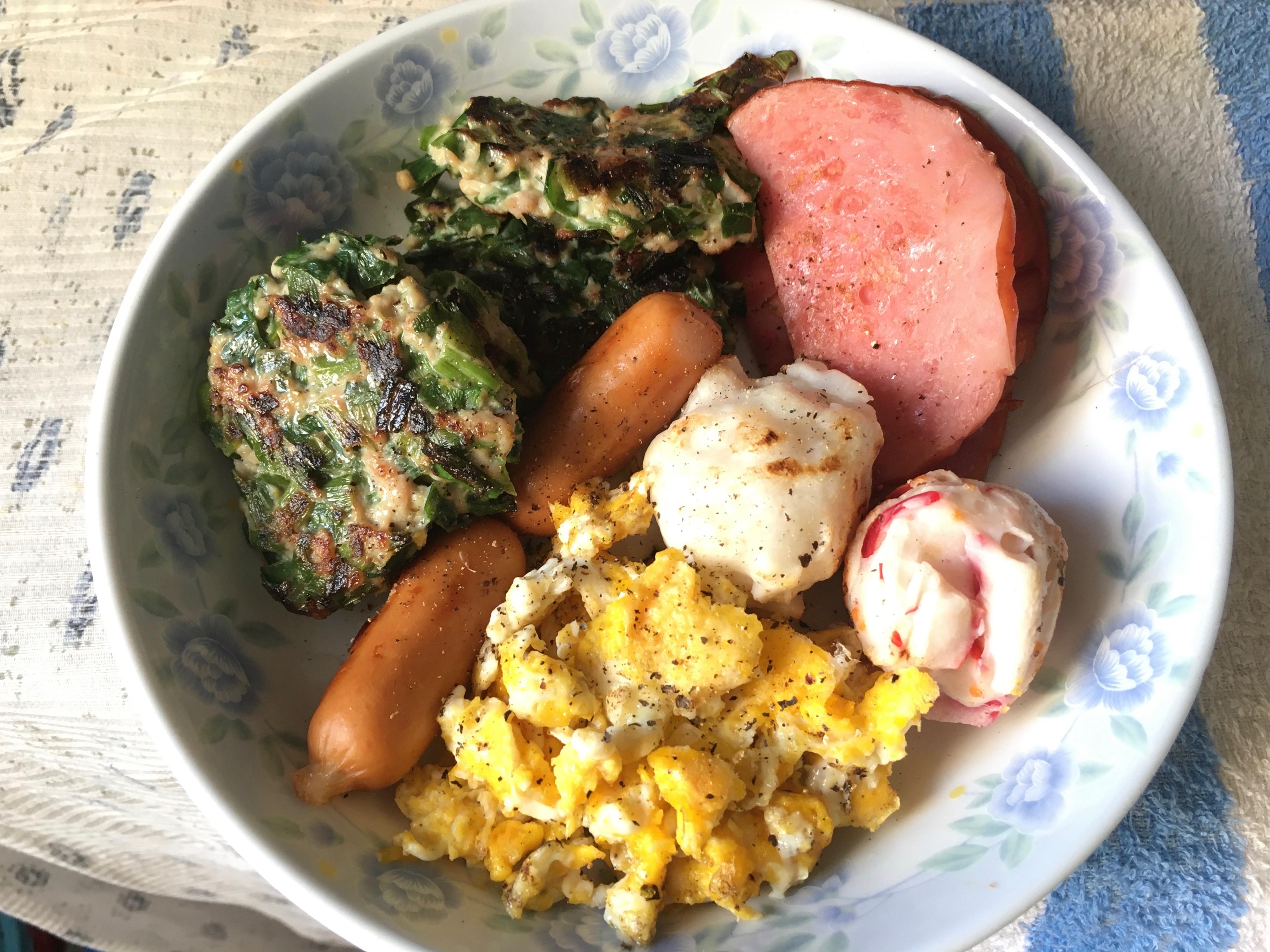 懶人系列:中西式早餐