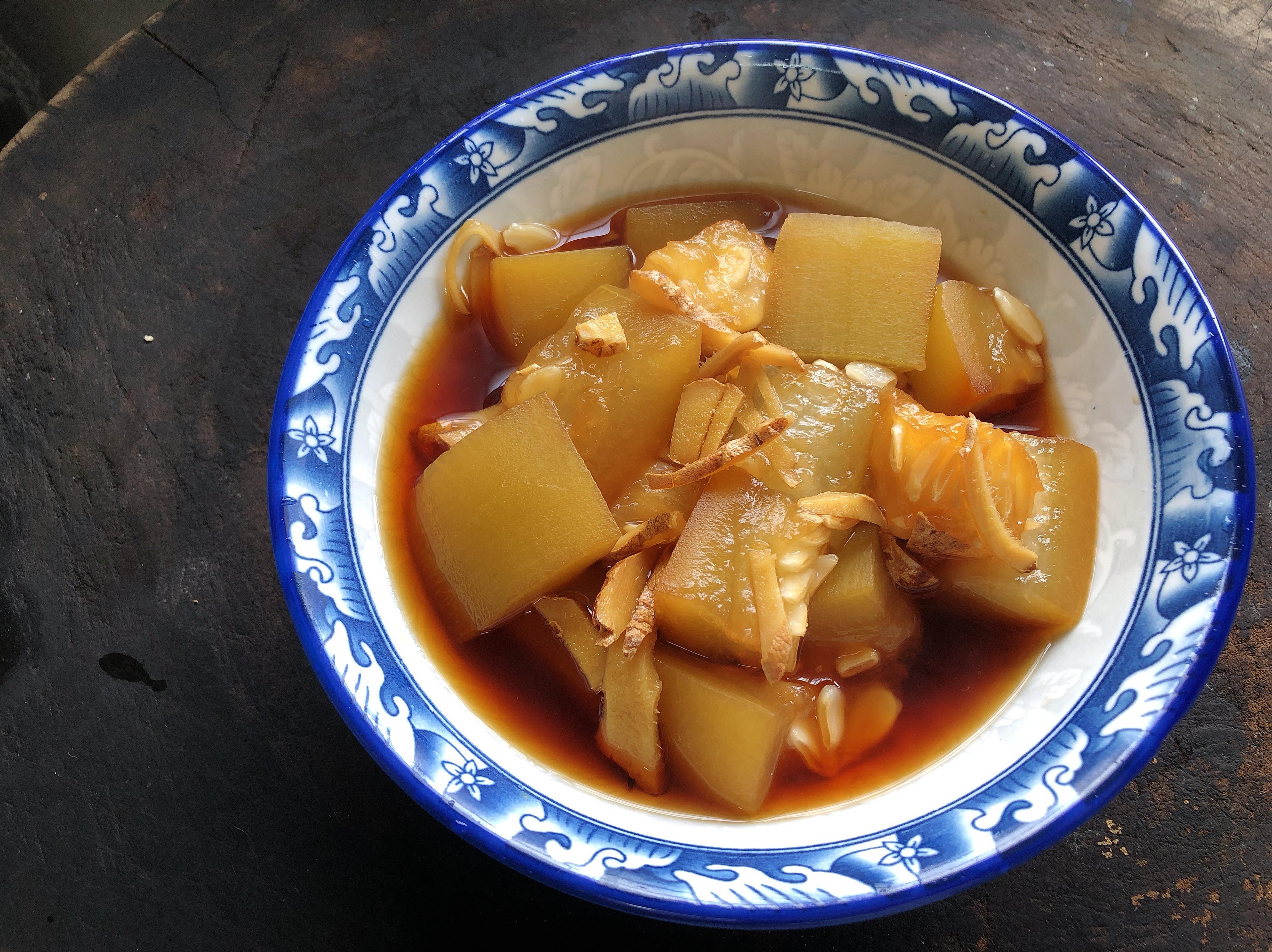 超簡單電鍋料理:懶人版滷冬瓜