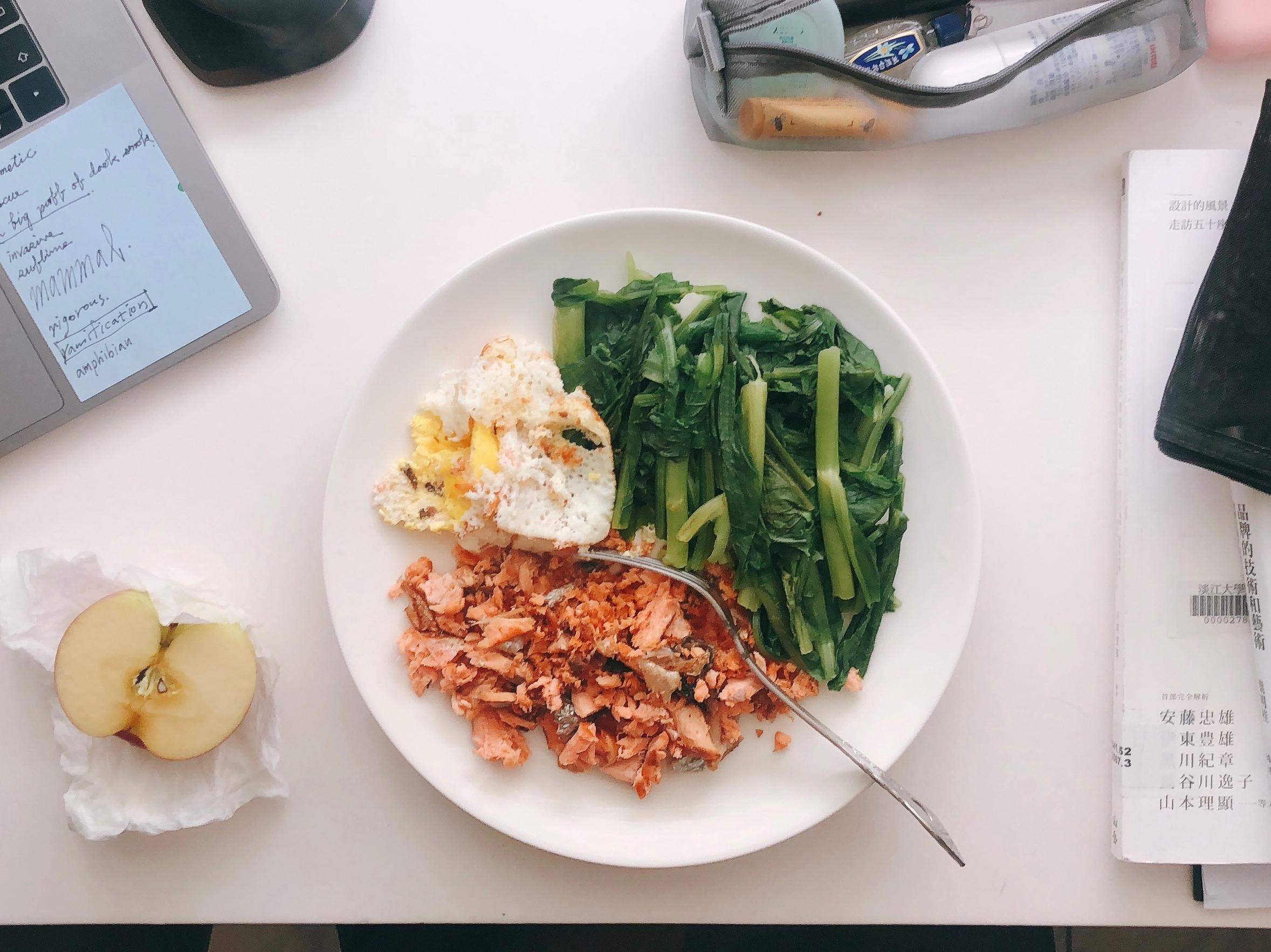 [減脂餐]鮭魚餐