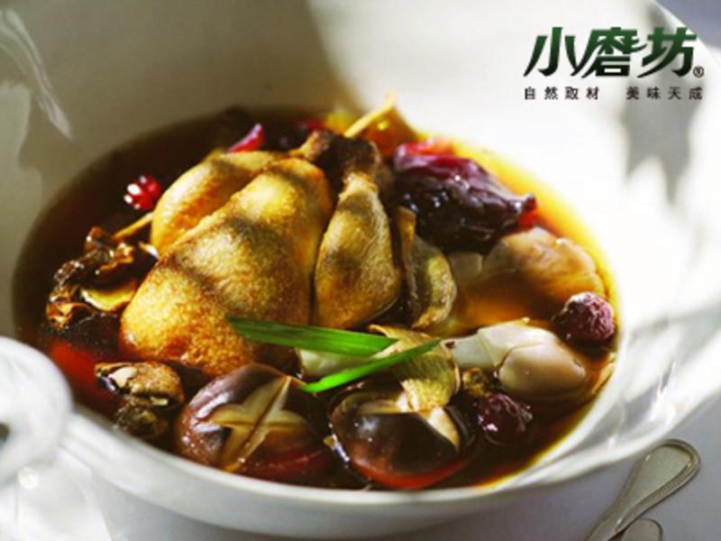 【小磨坊】香茅野菇燉全雞