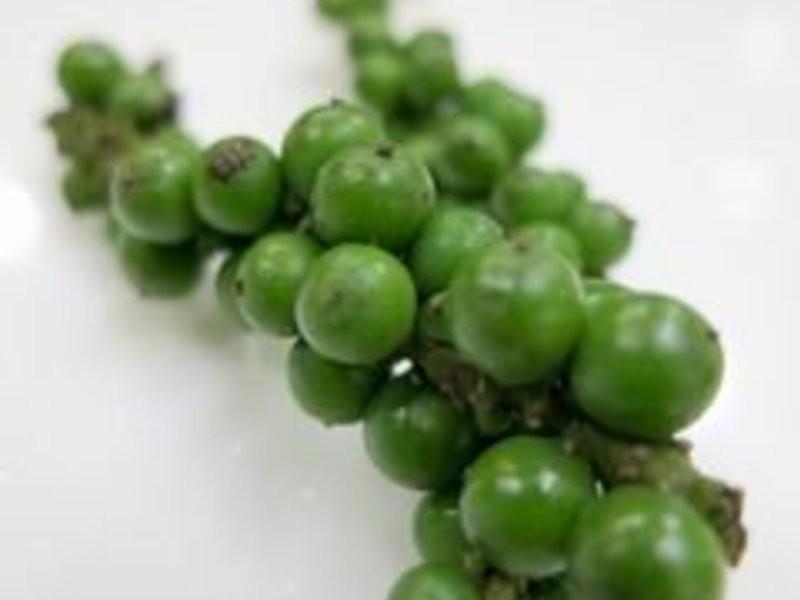 ♦泰泰風食尚廚房♦像翡翠般的新鮮綠胡椒炒肉絲