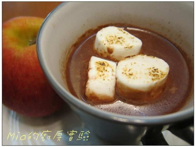 香濃巧克力奶