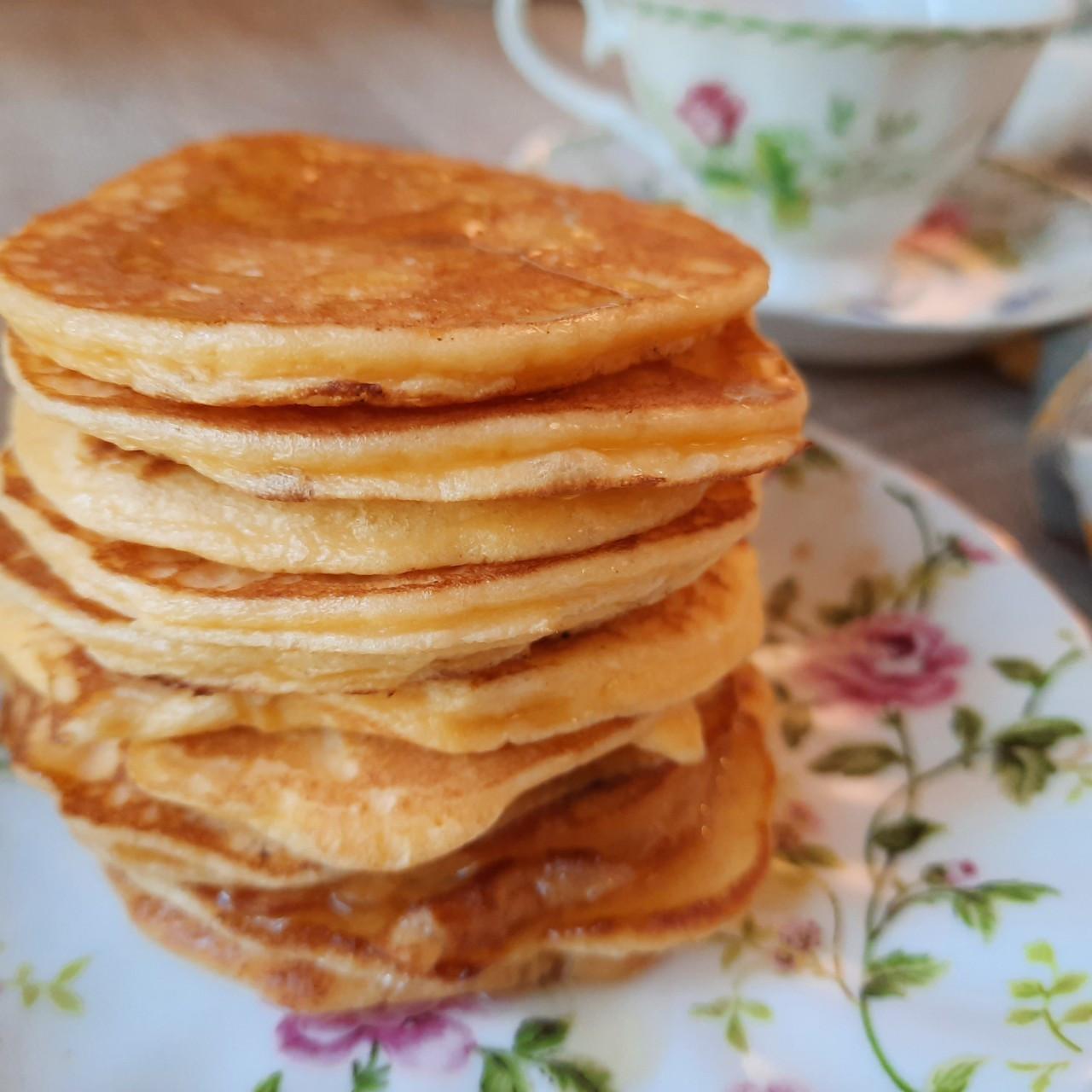 無澱粉低醣美式鬆餅