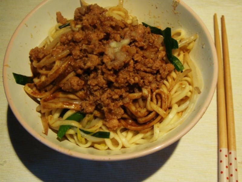 [肉燥百搭]家鄉味麻醬麵