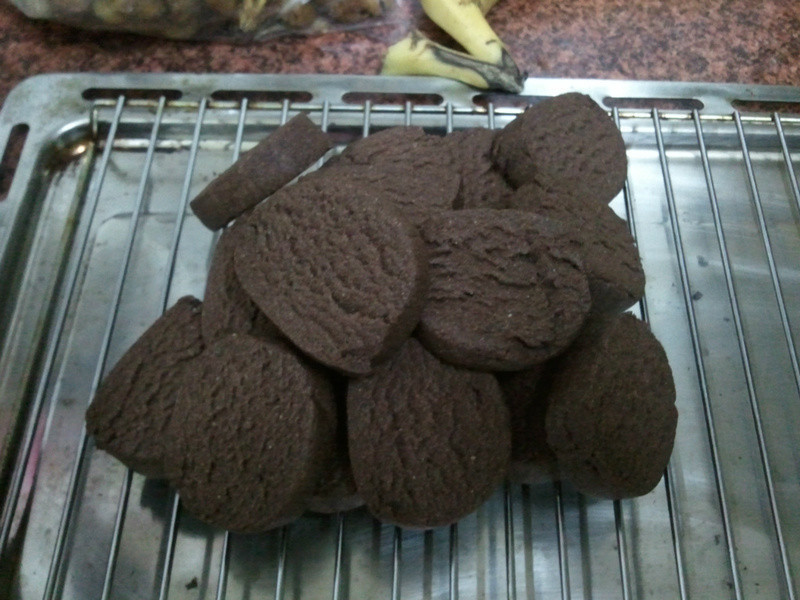 輕鬆巧克力餅乾