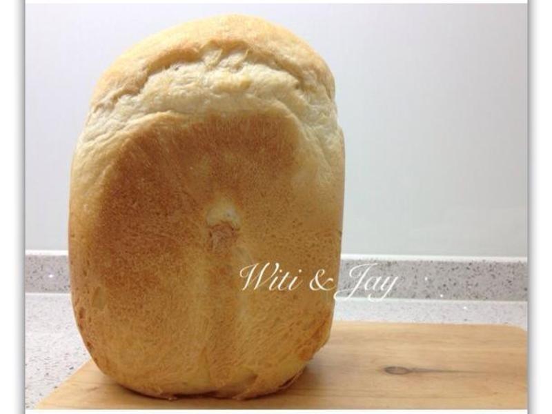 [Witi✿Kitchen](麵包機-麵包)星野酵母吐司