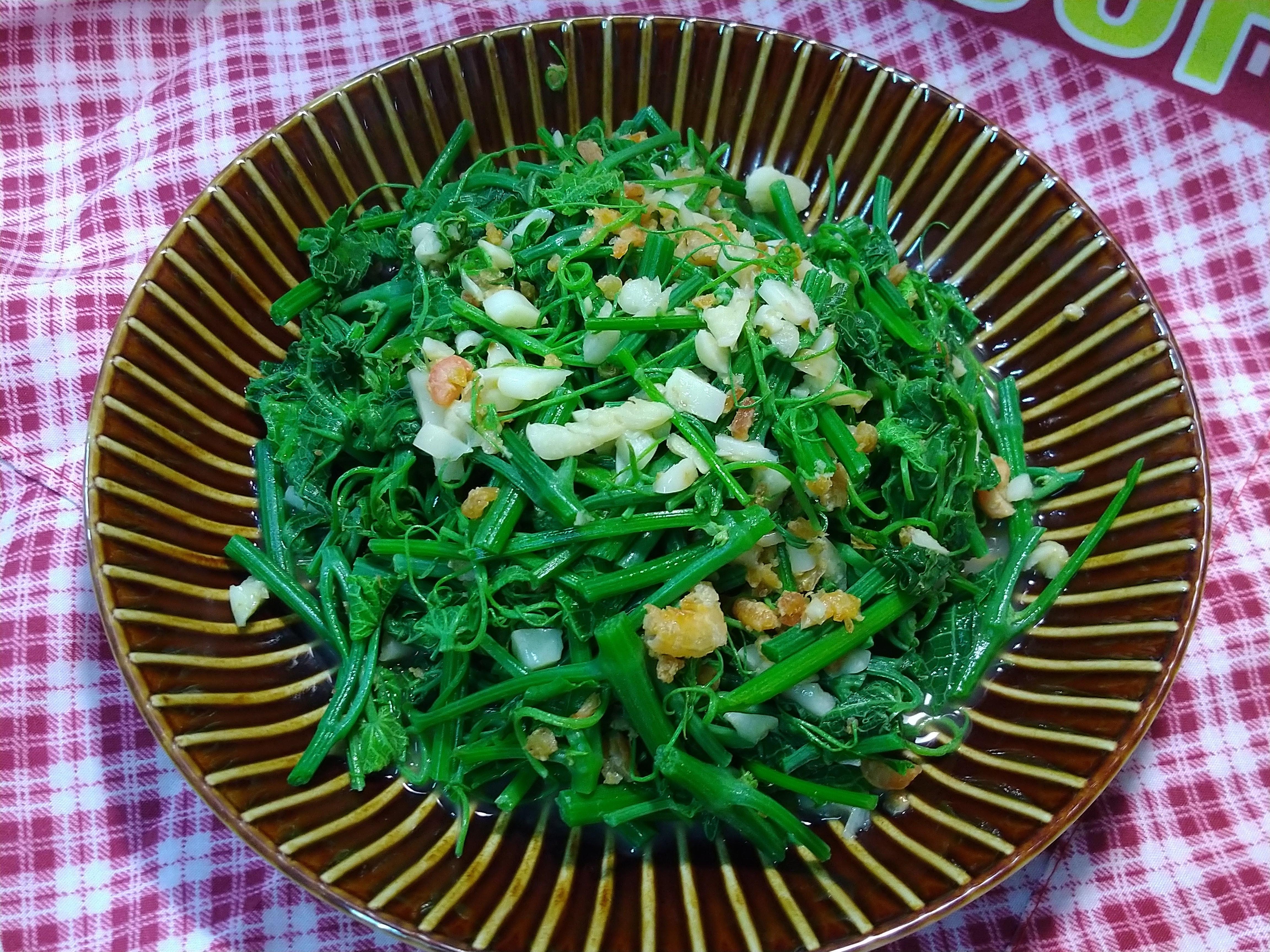 龍鬚菜(無油煙)
