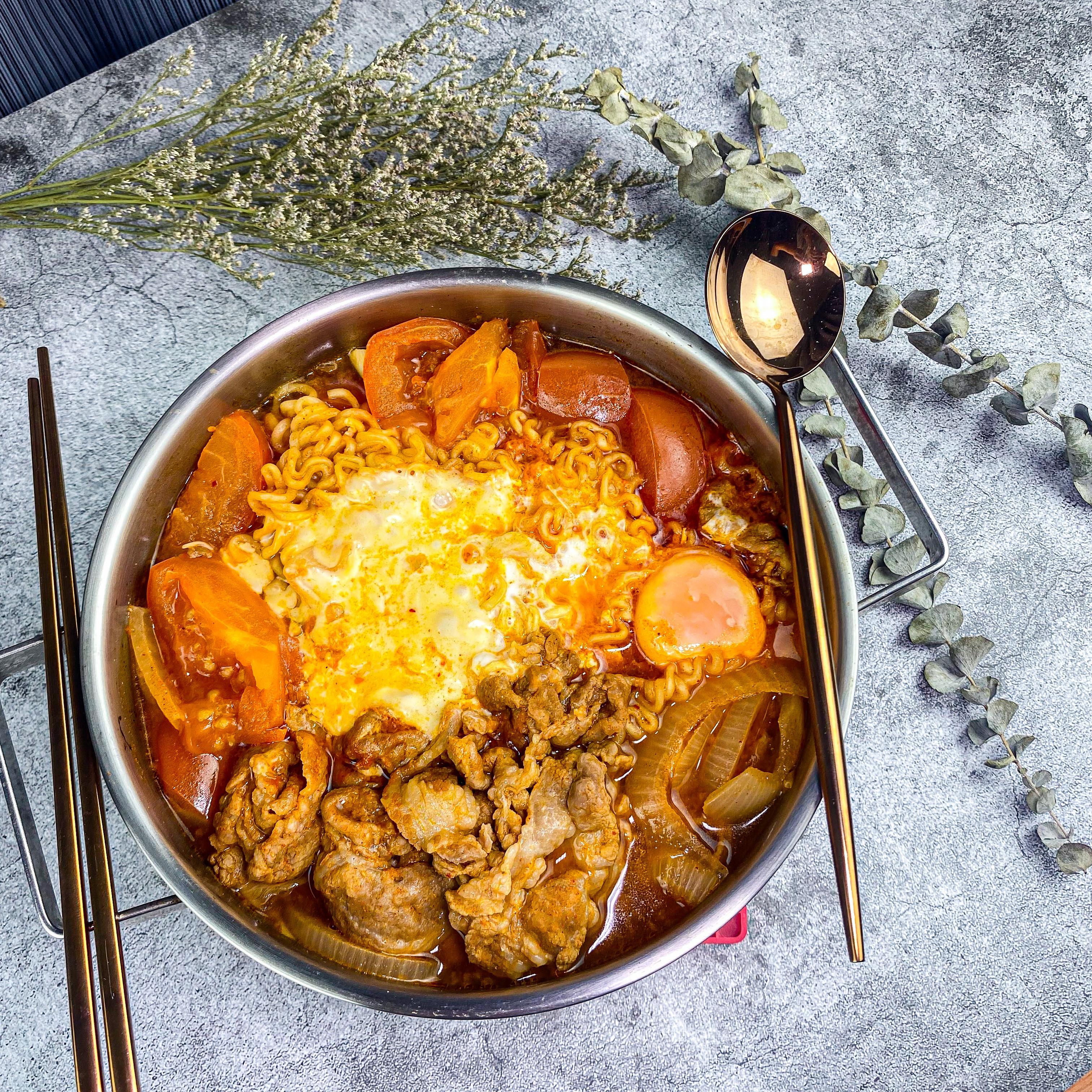 韓式部隊鍋(0失敗食譜教學)