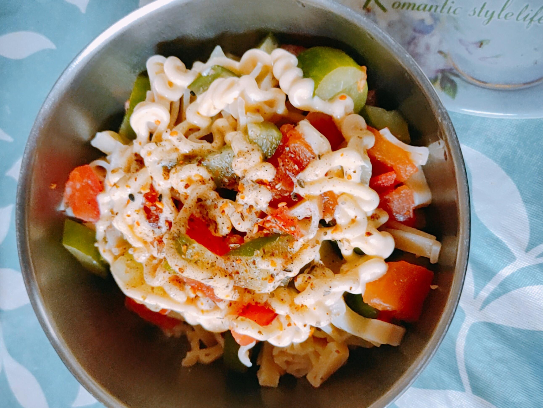 義大利麵沙拉