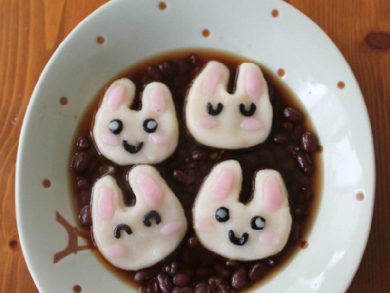 【肉桂打噴嚏】動物湯圓大集合‧兔兔